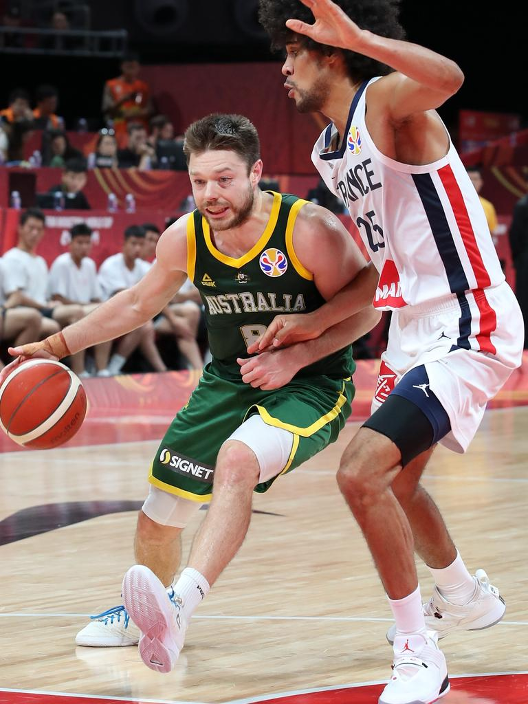 Matthew Dellavedova. (Photo by Lintao Zhang/Getty Images)