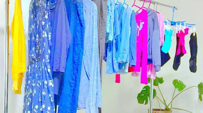 Mum's insanely easy laundry hack