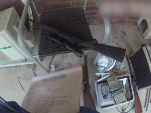 Police raid Torbanlea property