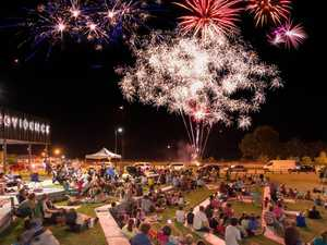Fireworks, fun and The Voice stars to light up festival