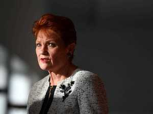 Pauline Hanson's tears over Family Law inquiry