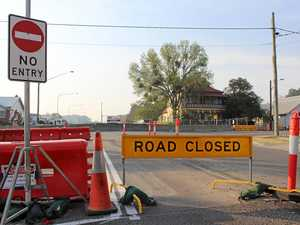 Stage two works begin on Grafton intersection