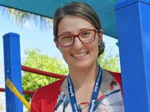 Landside victory for Gympie's favourite teacher