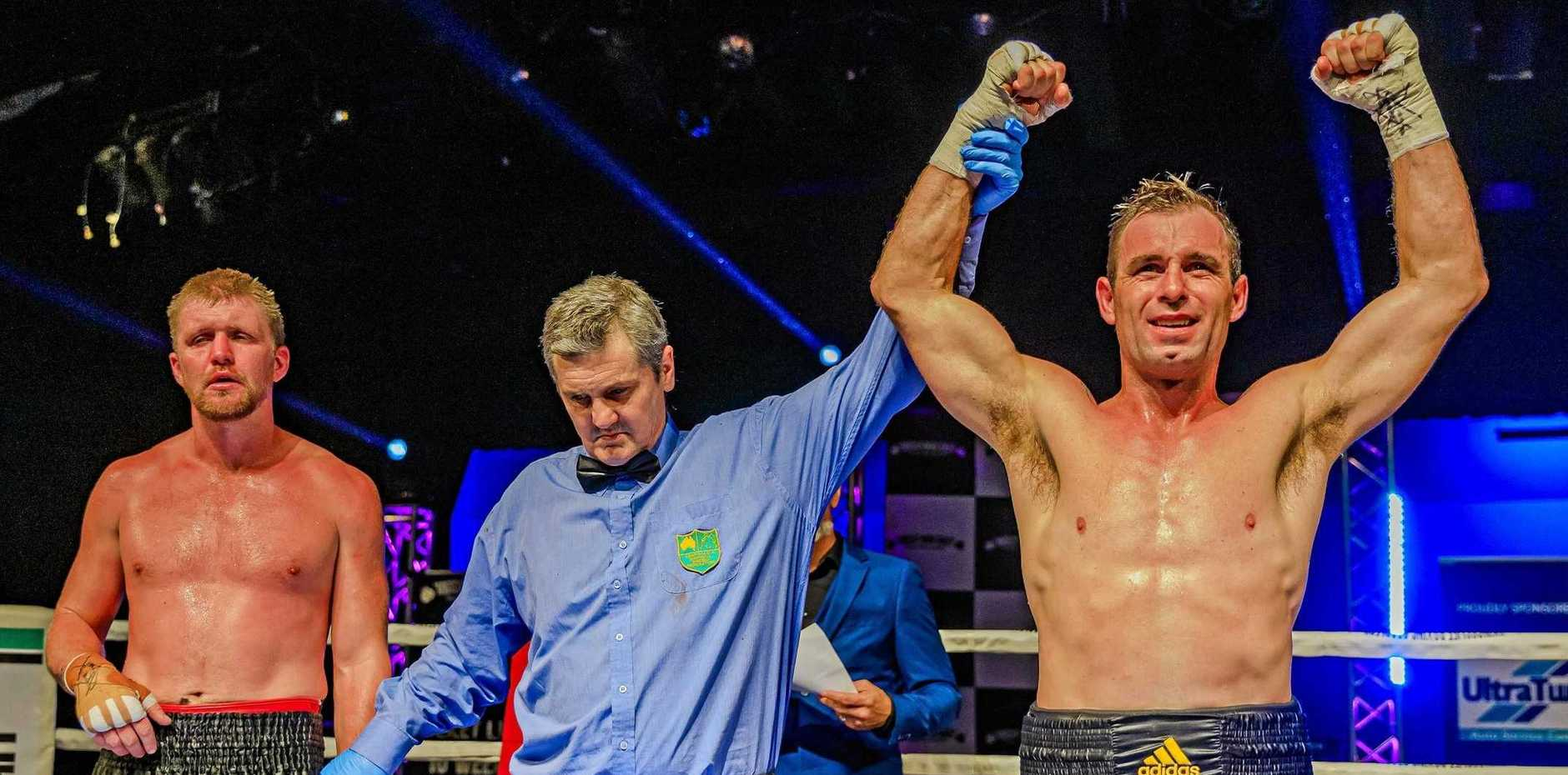 Adam Champ brutal victory set up opportunities for local fighter