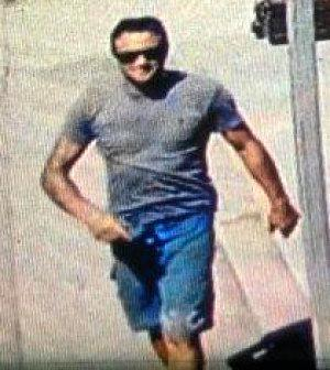 Police believe the persons pictured in this image may be able to assist officers with the investigation into a recent Shop steal - unlawfully take away goods which occurred on Wednesday May 8 at 11:31AM. QP1900896026