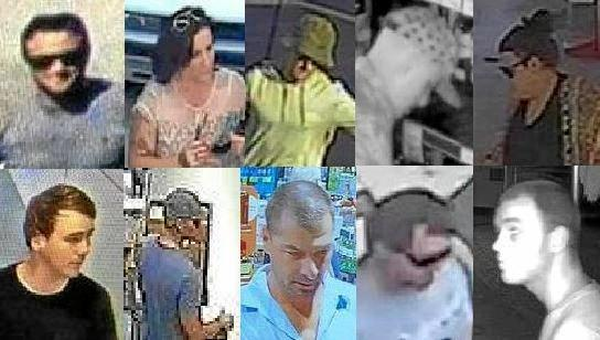 WANTED: 10 people Gympie police want to talk to