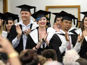 INSPIRING: How a former Bay rebel became a nursing graduate