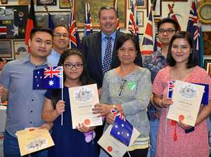 New Aussies reveal their journeys to citizenship