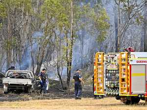 Redbank Plains bushfire September 17