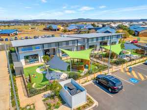 Newly-built childcare centre up for auction