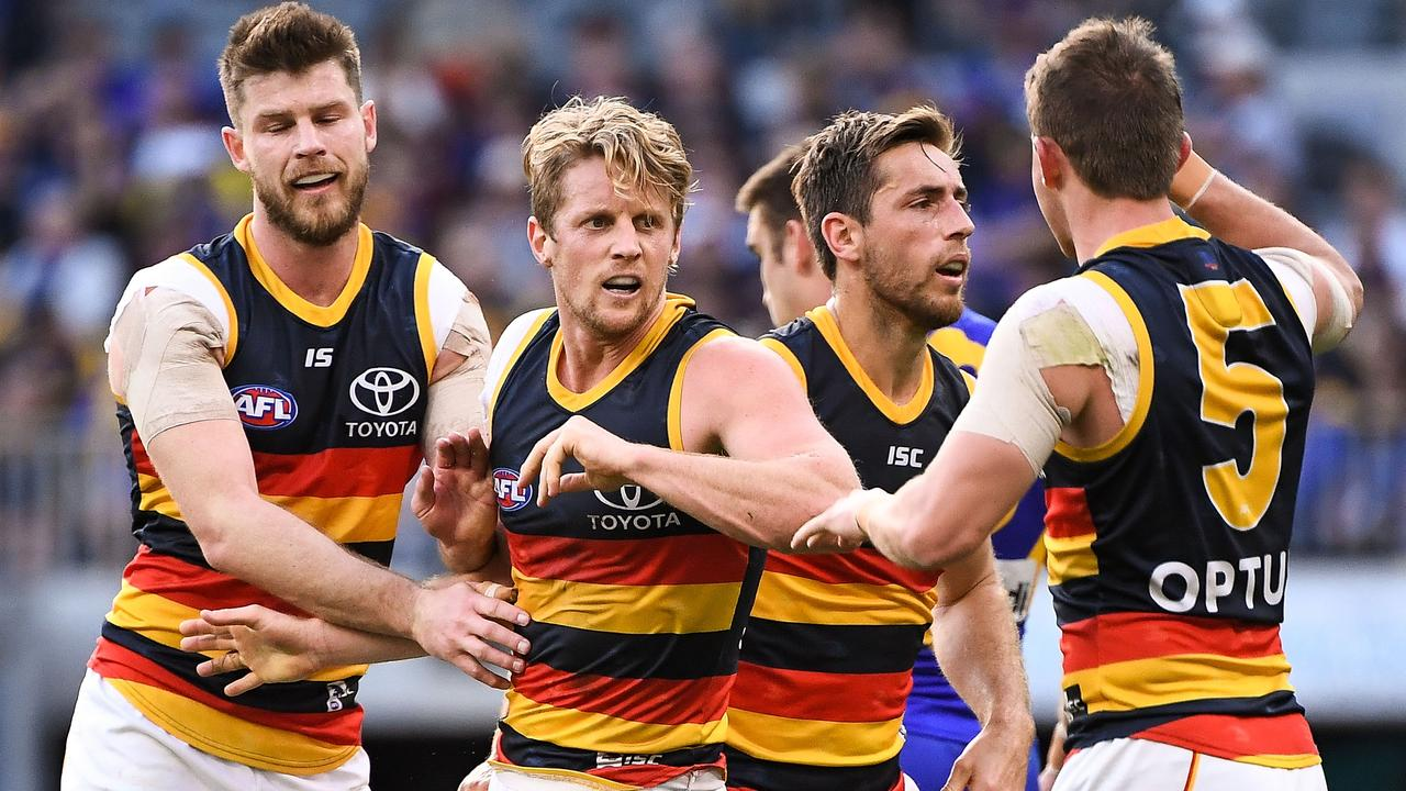 Can Rory Sloane cause an upset at the Crows? Picture: Getty Images