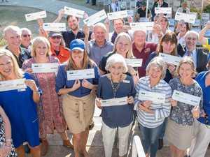 Buderim celebrates grant recipients