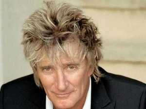 Rod Stewart's secret cancer battle