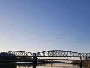$21M Bundy railway line upgrades nearly done