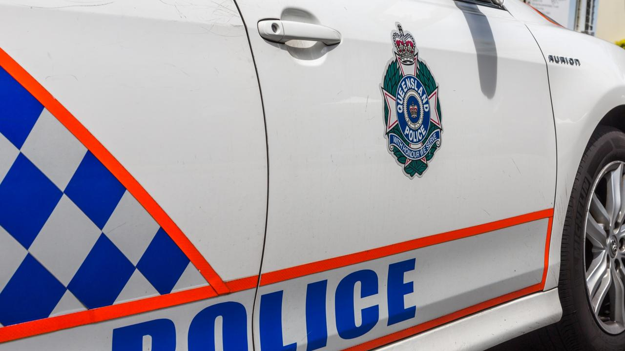 Police are on-scene at a multi-vehicle crash near Morayfield.