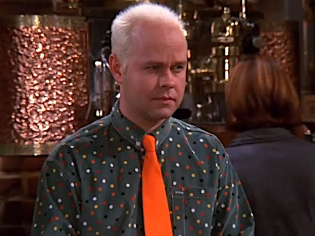 Gunther may not have had many lines, but he still featured in plenty of scenes.
