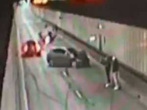 Police charge alleged M5 tunnel carjacker