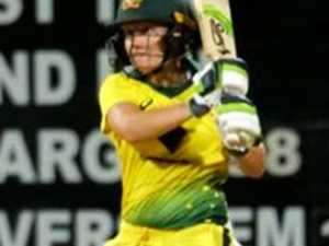 Healy fires Aussies to series win in West Indies