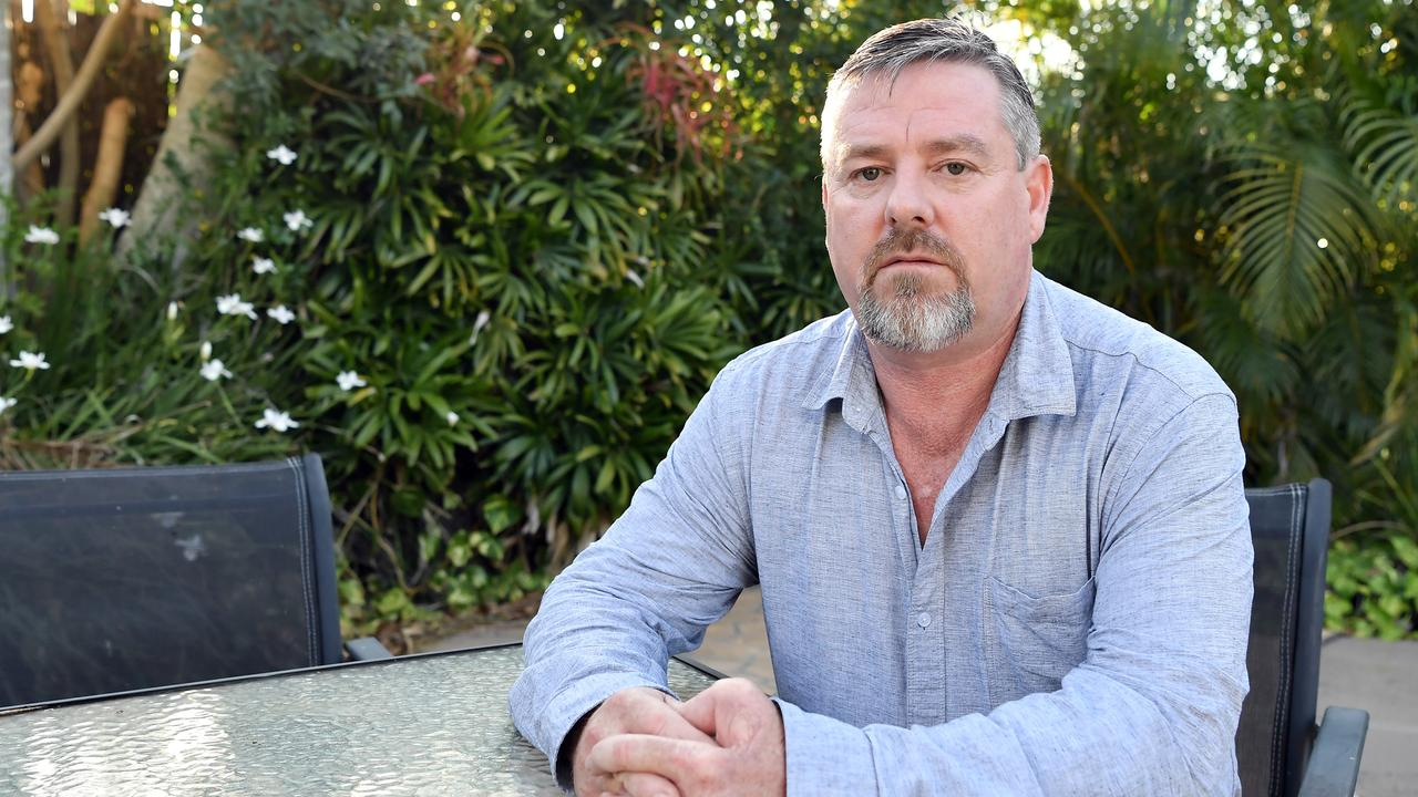 Leo Anderson wants more to be done about bullying at his son's school. Photo Patrick Woods / Sunshine Coast Daily.