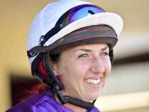 Apprentice jockey sues for $750k after CQ fall