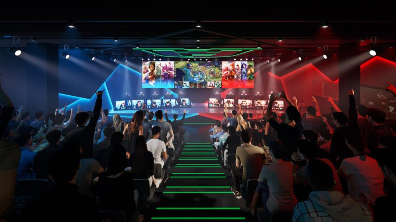The Emporium Melbourne centre in the city's CBD will soon sport a Fortress Melbourne esports arena.