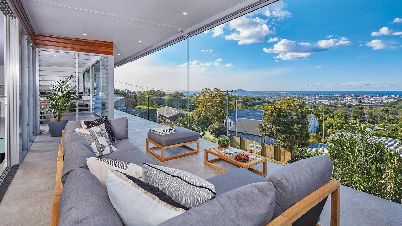 This incredible Buderim home is up for grabs in yourtown's latest prize home draw. Photo: Contributed