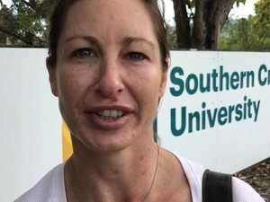 Student still nervous after lockdown