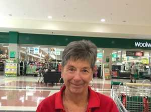"Barbara Clark ""I volunteer with Meals on Wheels. It's"