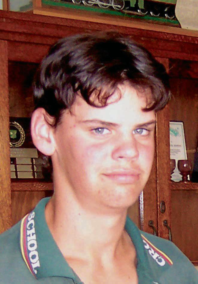 HISTORIC: Tyson Wilson, murdered May 31, 2005.