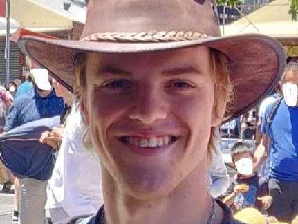 ABOVE: Missing Belgian backpacker Theo Hayez was last seen leaving Cheeky Monkeys Bar on May 31.