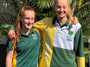 Whitsunday teens spike their way to state team