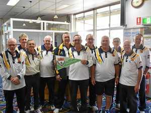 City Bowls Club ends long Pennants' wait