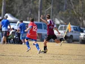 Four vie for the best in junior premier football
