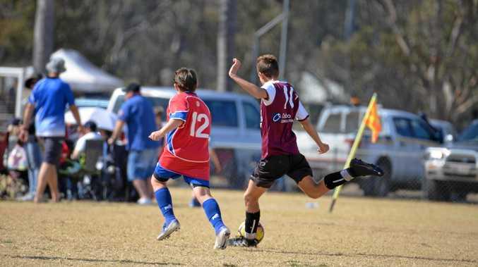 Four vie for the best in junior premier football