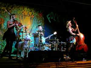 Folk festival perfect chance to back town with bucks