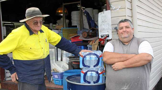 The items bushfire affected residents are desperate for