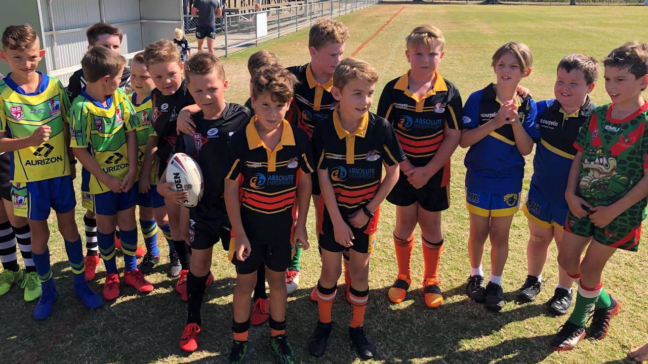 Rugby League Mackay & District junior teams will contest the annual Paul Bowman Under-9 carnival in Proserpine this weekend. Eighty teams from across Queensland will compete.