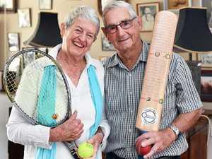 Lifetime of love evolves through sport