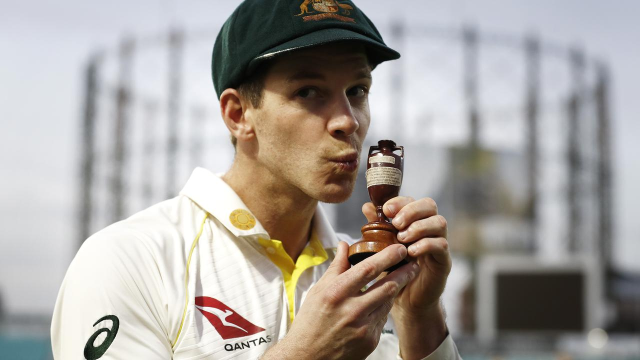 Tim Paine was the first Australian captain to bring the urn home in almost two decades.