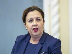 Palaszczuk pulls out of China trip