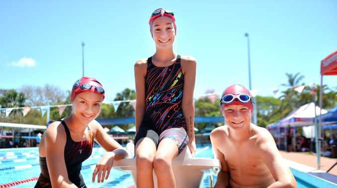 Swim club's open invitiation to come and try the sport