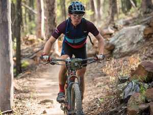 Kristian's 'wheely big' charity adventure