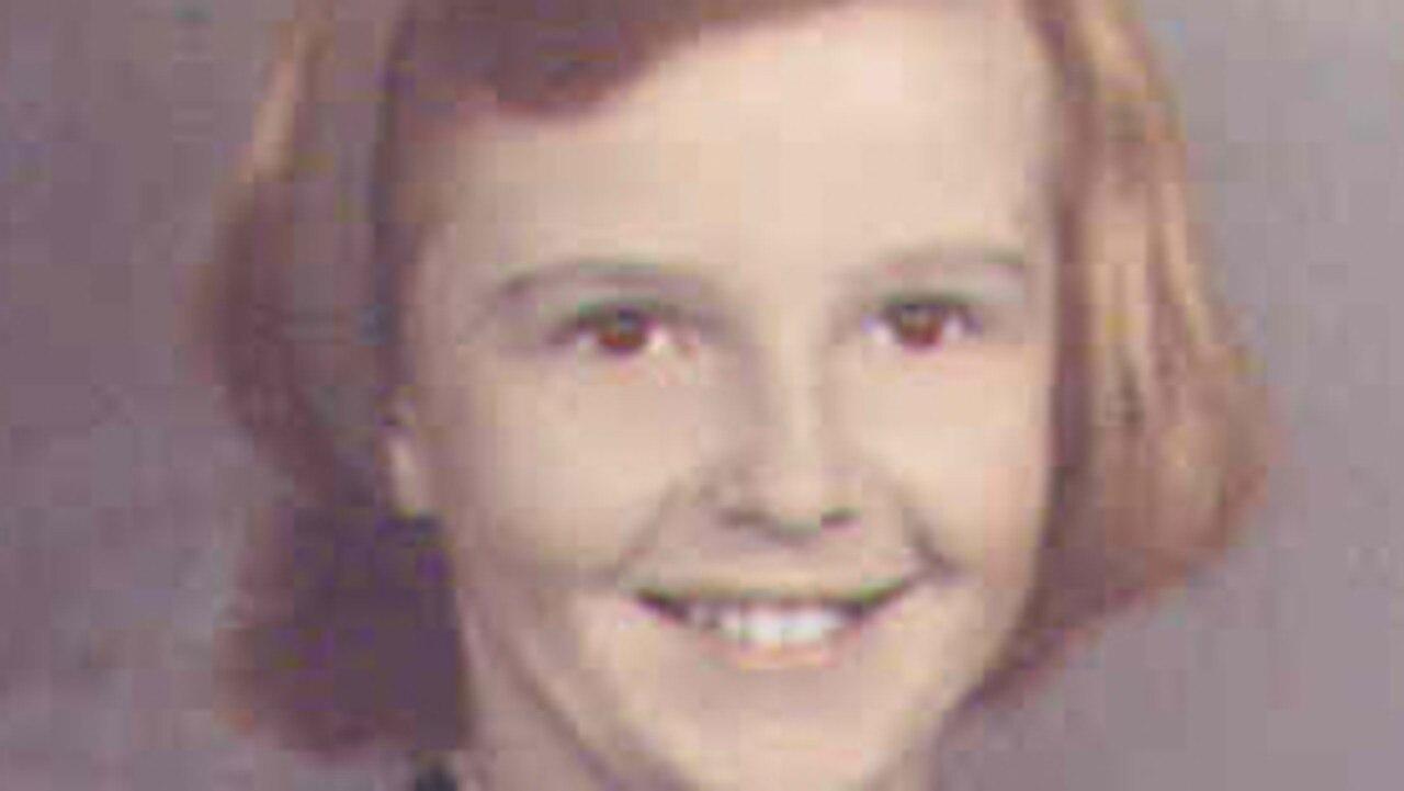 Marilyn Wallman before she went missing.