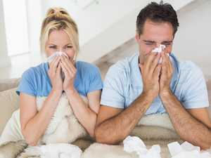 OUR DISEASES: How sick we were last month
