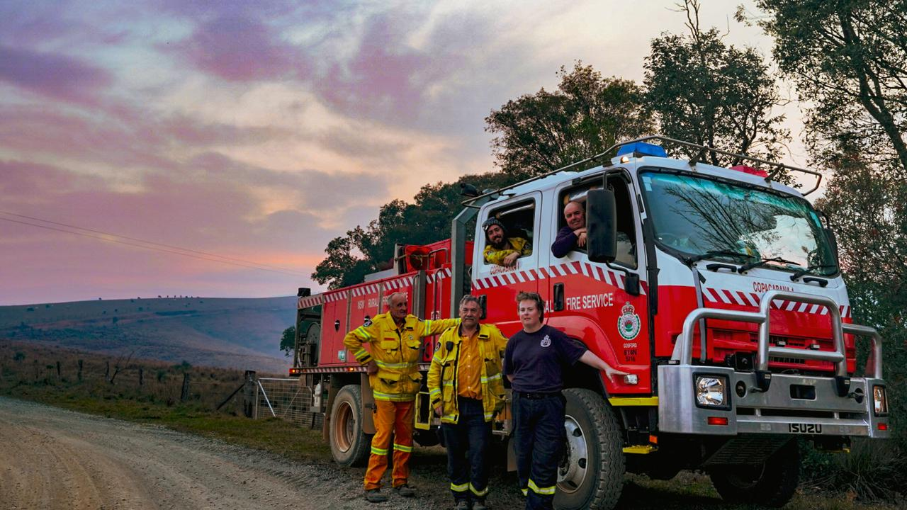 One Billys Creek property owner says local RFS firefighters are: 'the biggest heroes of this whole horror story'.