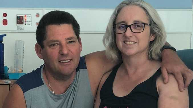 Cid Harbour shark attack victim speaks out one year on