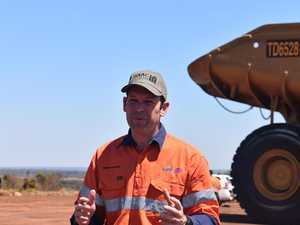 Canavan demands 'less talk, more action' on mining approvals