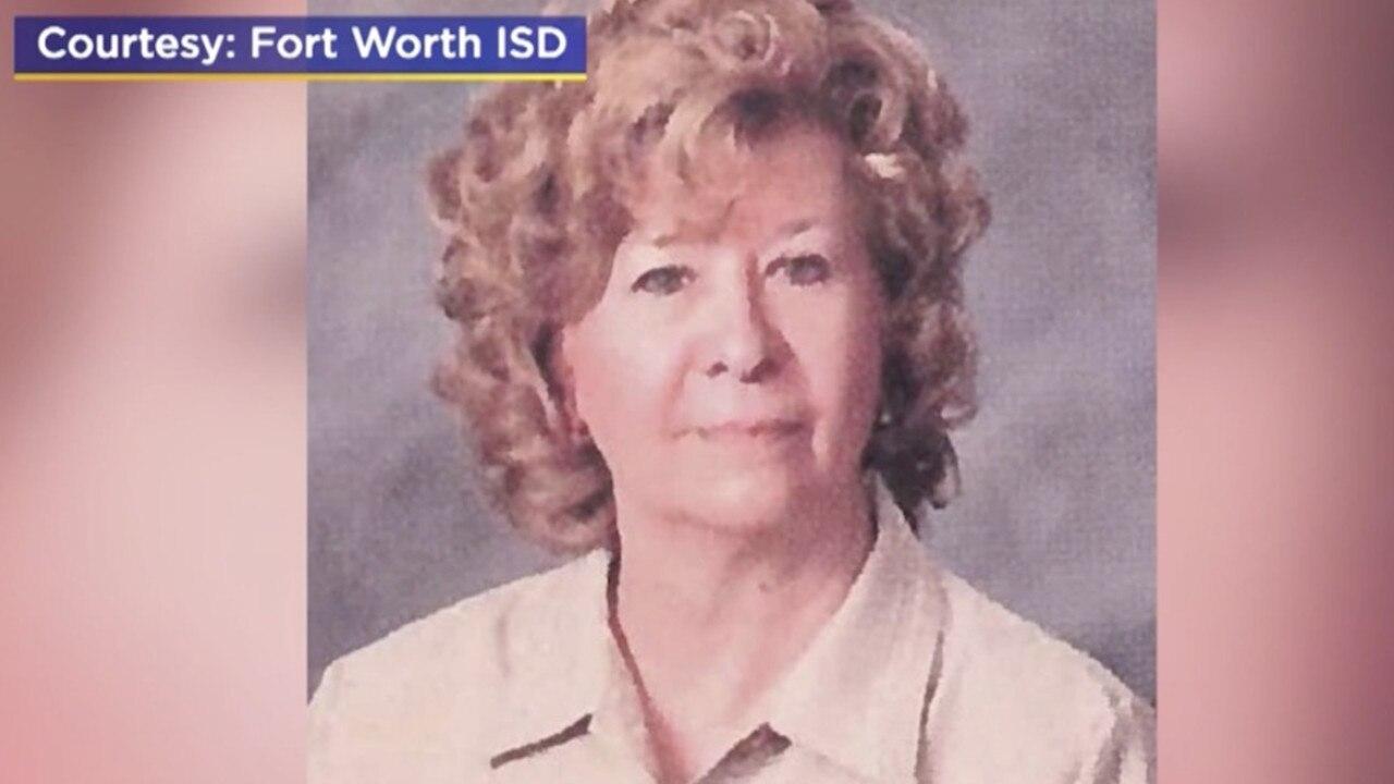 Texas schoolteacher Georgia Clark.