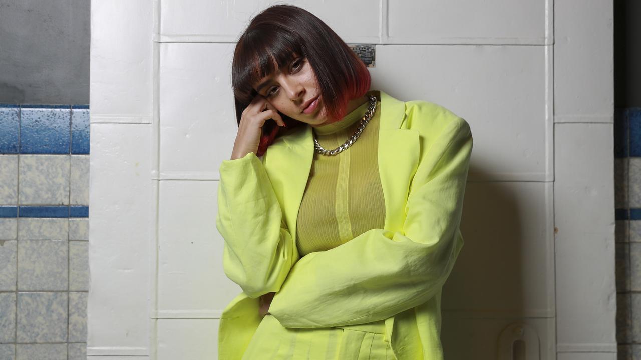 Singer Charli XCX will headline St Jerome's Laneway Festival in 2020.