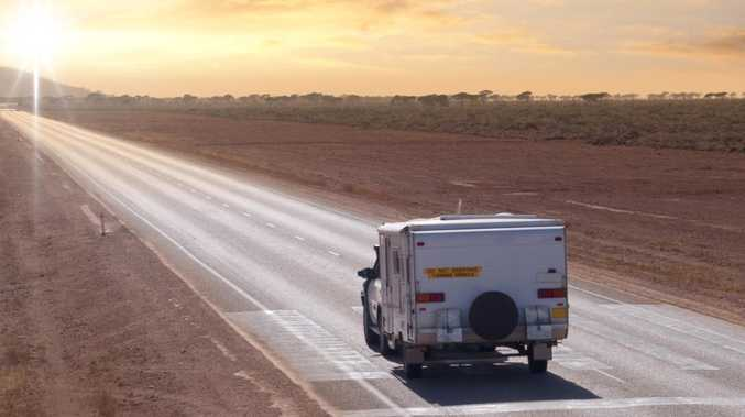 Grey nomads have no hope with 4WD towing laws